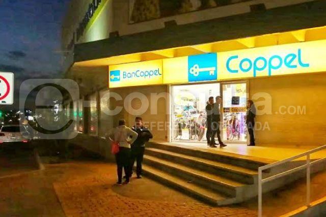 Hampones atracan Coppel de Apizaco
