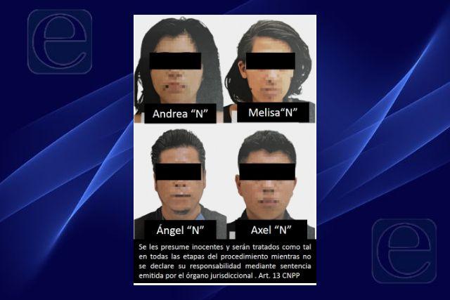 Detienen a banda que se dedicaba a comprar con billetes falsos en Tlaxcala