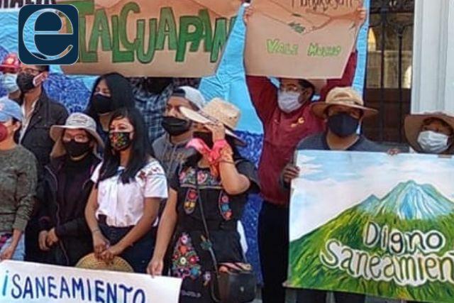 Urge el saneamiento de La Malinche ante la plaga del gusano descortezador