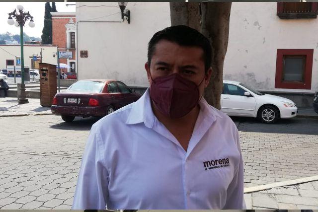 No permitiré que me difamen; quien señala está obligado a probar: Rubén Terán