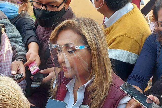 Tlaxcala ya decidió, gobernará la Cuarta Transformación: Lorena Cuéllar