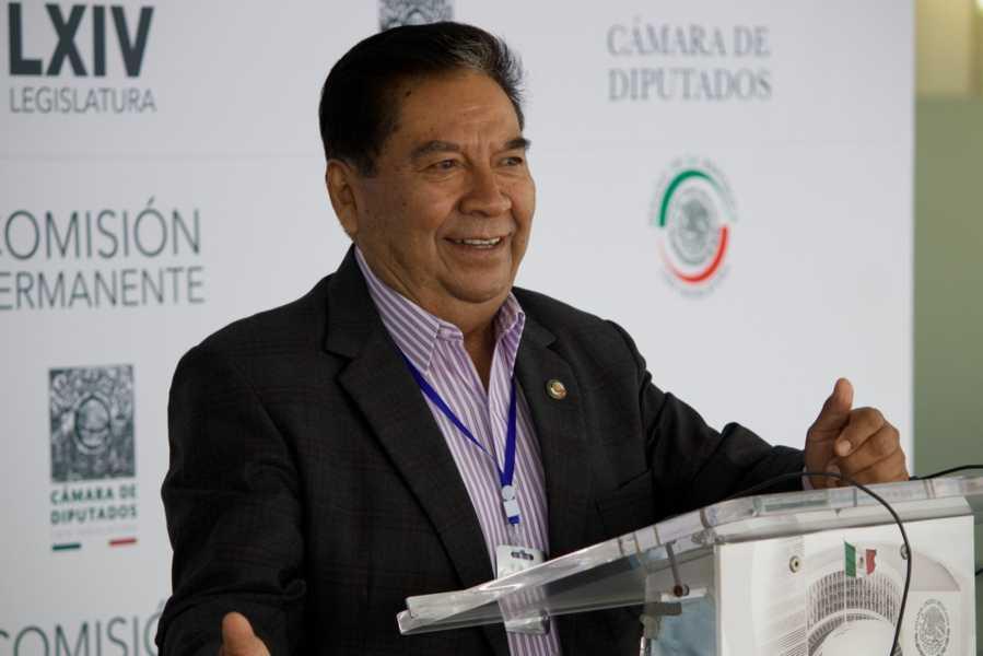 Consulta para enjuiciar a ex presidentes es constitucional y democrático: Joel Molina