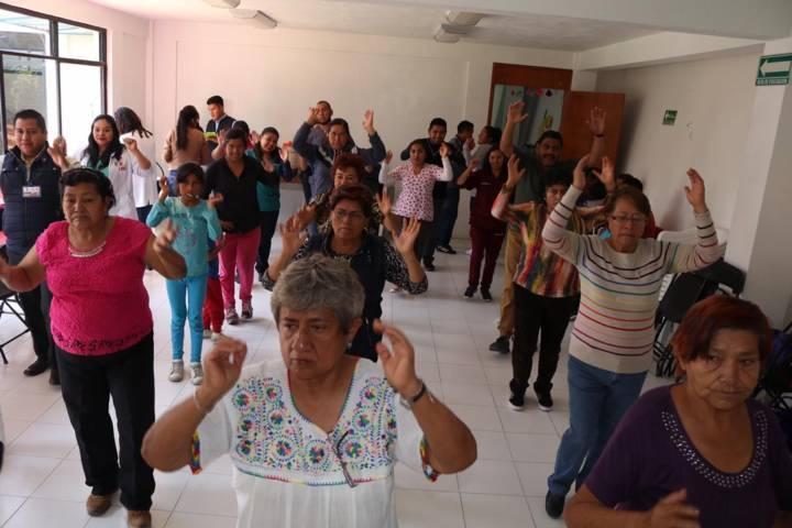 EL DIF municipal contribuye a que las personas mejoren su calidad de vida