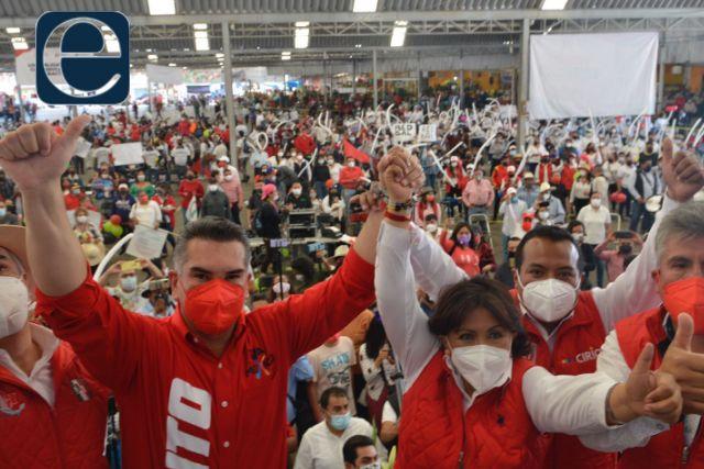 La oposición no tiene de otra, Anabell Ávalos va a ganar: Cárdenas
