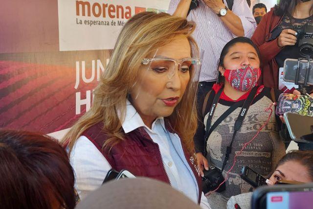 Denuncia Lorena Cuellar actos intimidatorios de sus adversarios políticos