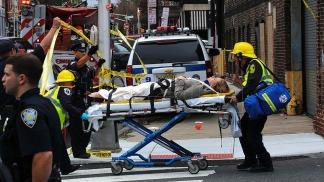 Accidente ferroviario en Nueva Jersey: hay un muerto y 108 heridos, según cifras oficiales