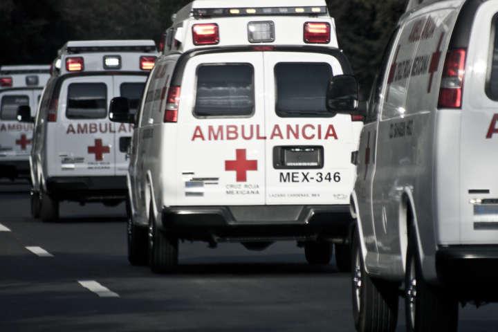 Traslada SESA a lesionados de Sanctorum a Hospital de Tlaxcala