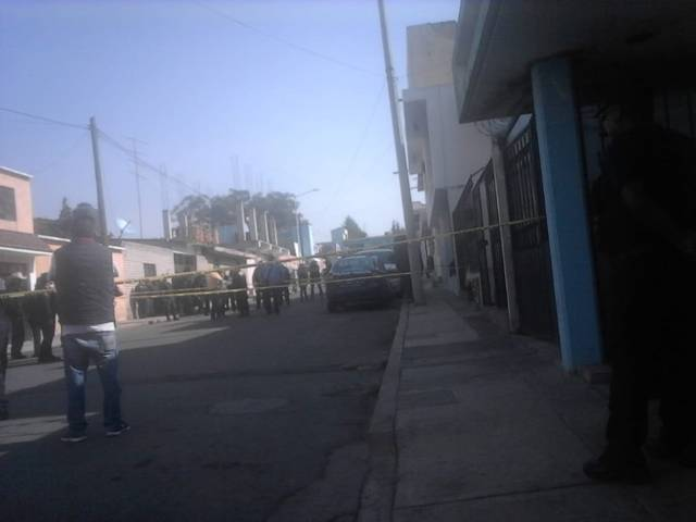 Ejecutan a escolta del Presidente de Almoloya de Juárez