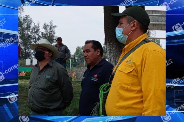 Ixtacuixtla tiene una de las mejores brigadas contra incendios en la entidad: Conafor