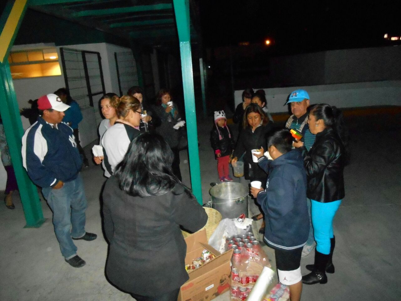 Llevan alegría a niños enfermos del Hospital Infantil de Tlaxcala