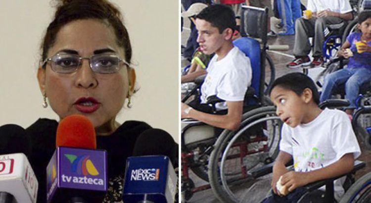 Funcionaria de la SEP afirma que los pequeños con discapacidad son un estorbo