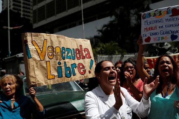 Detalles de lo que se vive en Venezuela; Joanna Jatar Hausmann