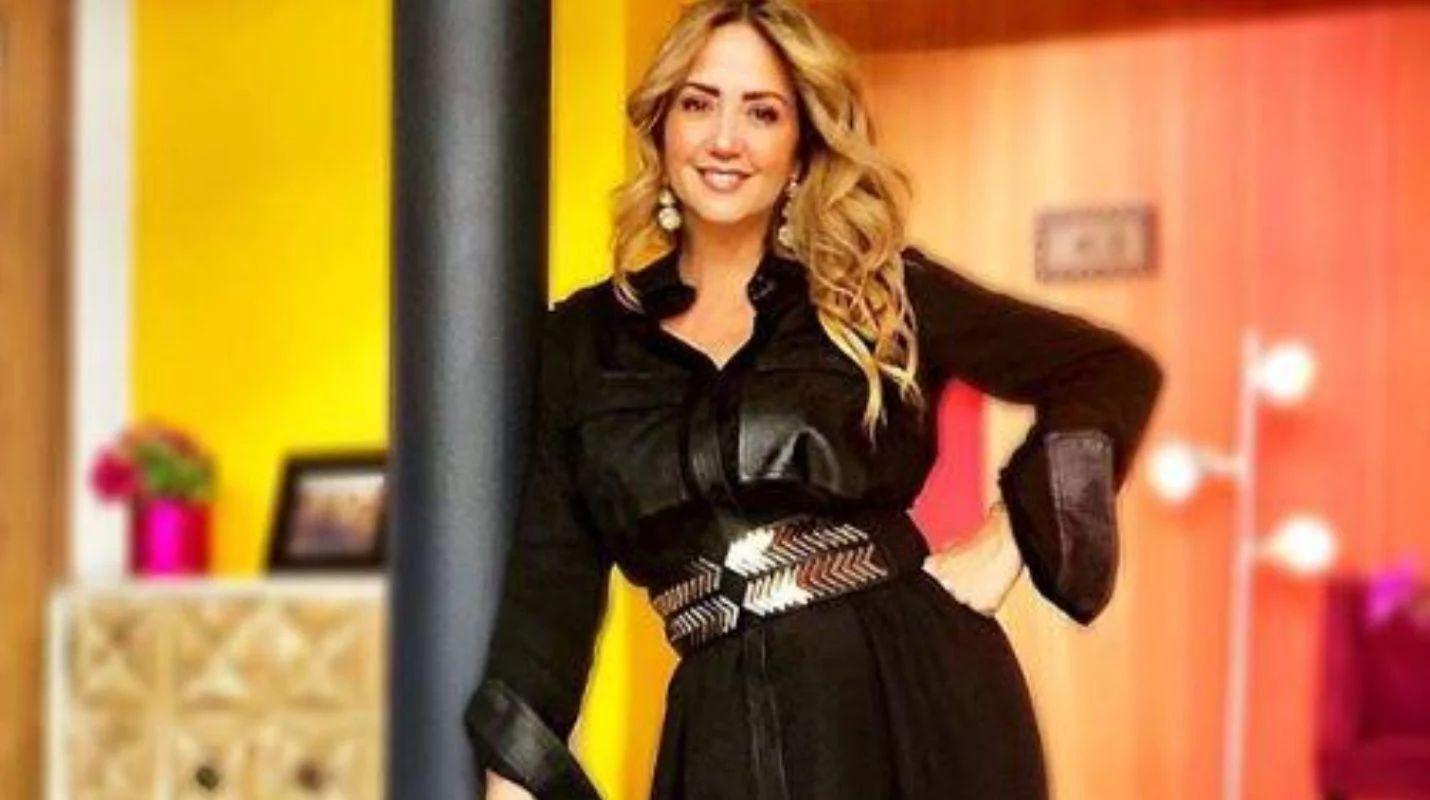 Andrea Legarreta confiesa tener un romance con Paul Stanley