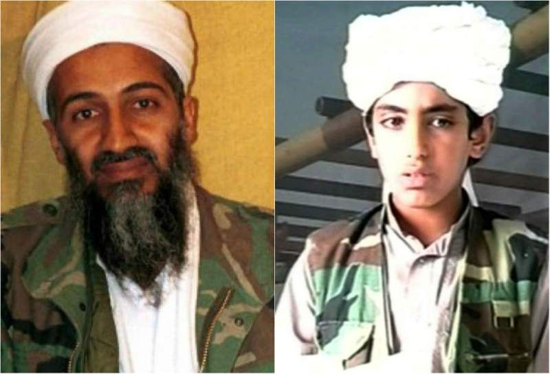 Ofrecen recompensa por el hijo de Osama Bin Laden: EEUU