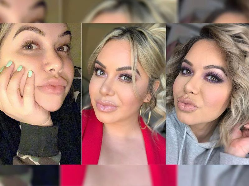 Critican a la Chiquis Rivera por operarse los labios