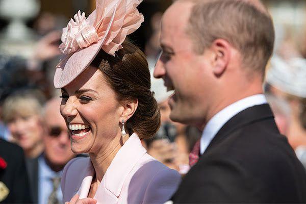 Kate Middleton logra ser la sensación de la fiesta y evitando que nadie extrañe a Meghan
