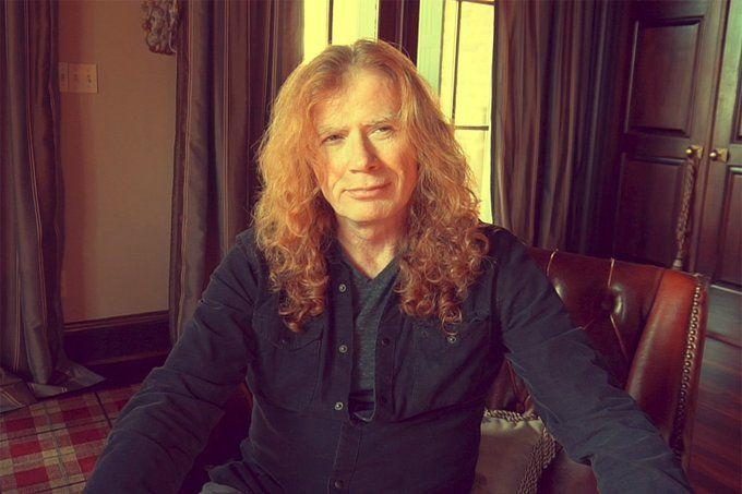 Detectan cáncer de garganta al vocalista de Megadeth