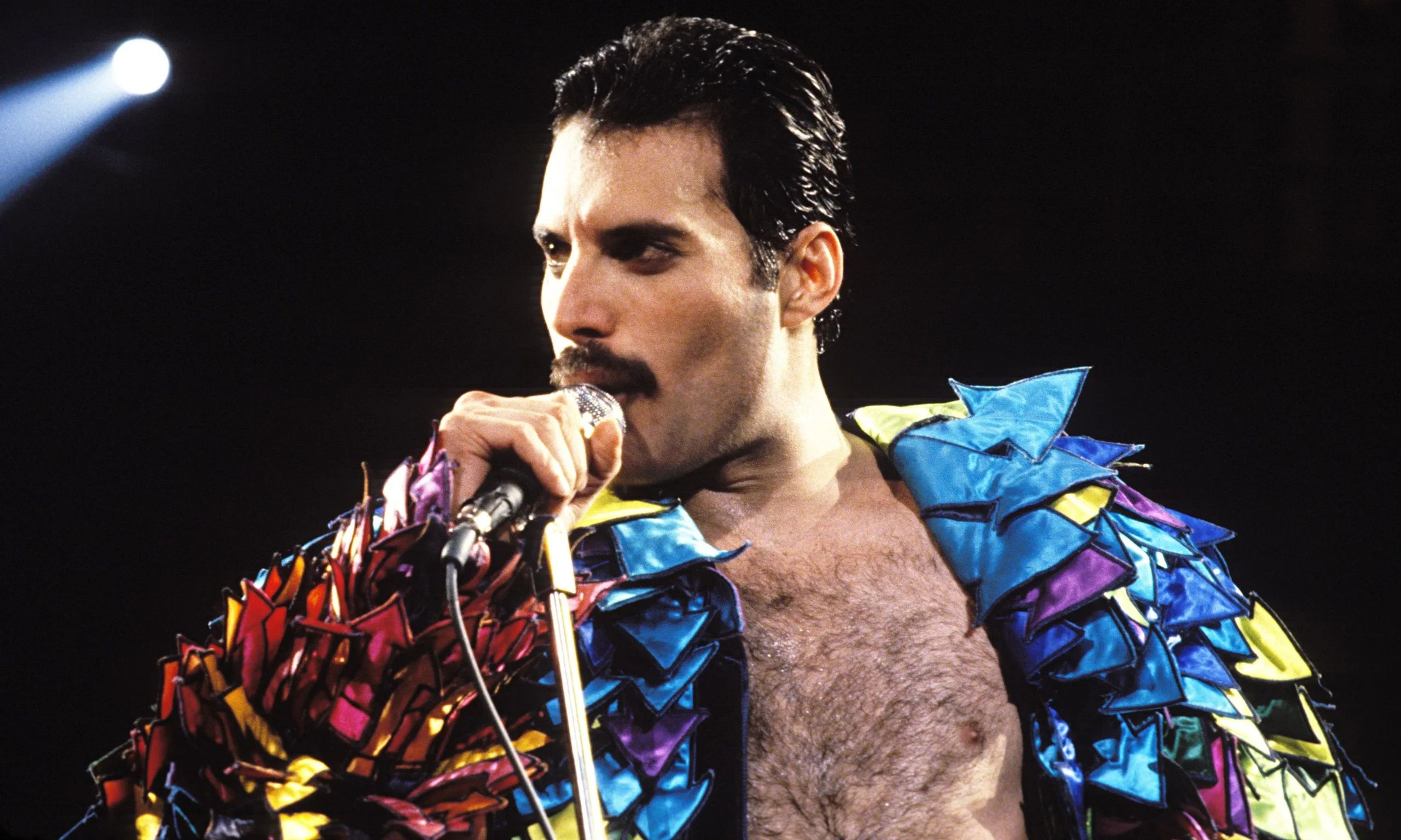 Sacan a la luz grabación inédita de Freddie Mercury que da escalofríos