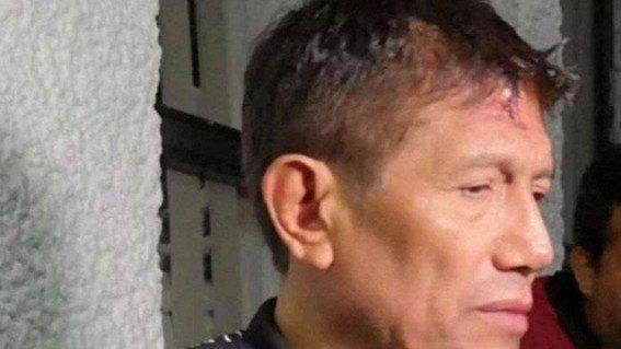 Asaltan con lujo de violencia al productor Juan Osorio