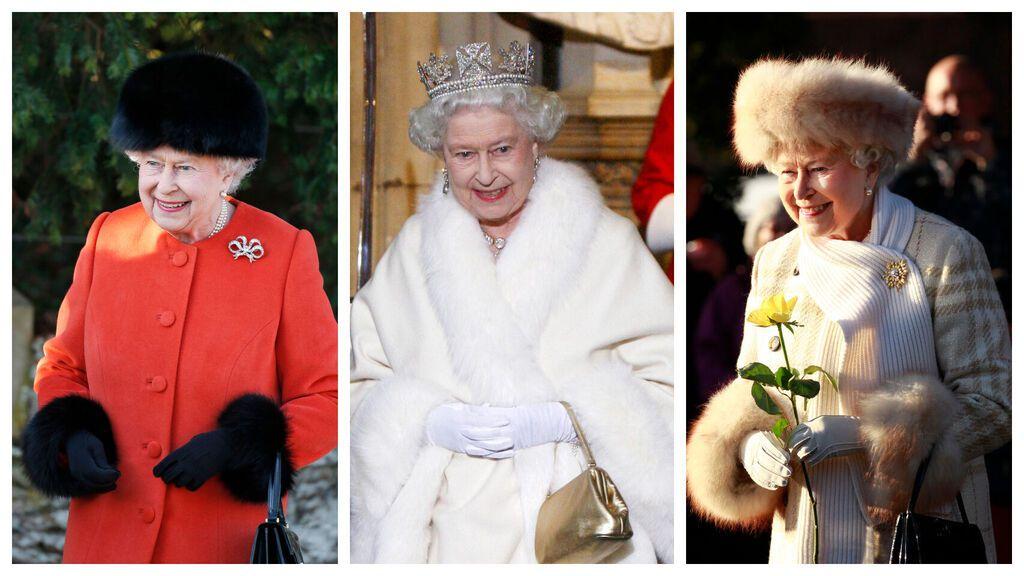 La reina Isabel II prohíbe el uso de pieles en sus nuevos trajes