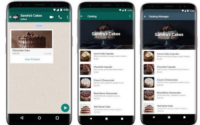 WhatsApp permitirá crear un catálogo para productos de un negocio