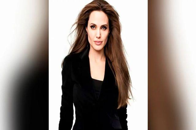 Angelina Jolie reaparece irreconocible con drástica imagen