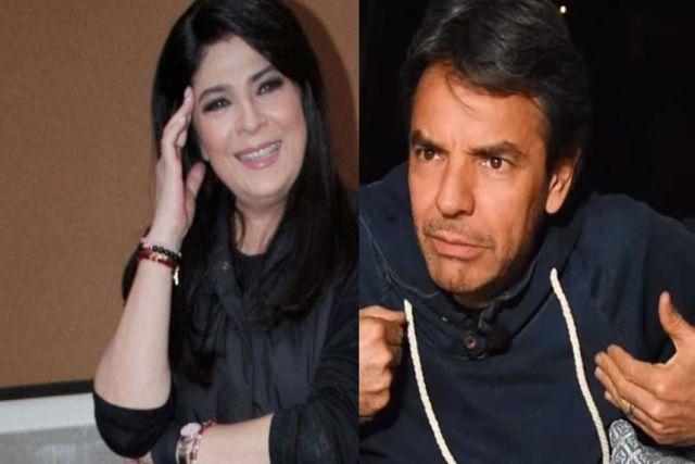 Eugenio Derbez se burla del esposo de Victoria Ruffo al dar positivo en el Covid-19