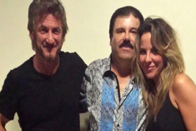 Sean Penn y Kate del Castillo se mandan indirectas con motivo al covid-19