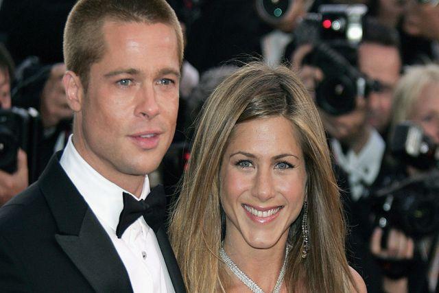 Aseguran que Brad Pitt y Jennifer Aniston están juntos en el confinamiento