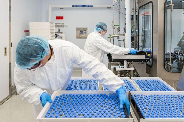 Científicos chinos confirman con éxito tres medicamentos antivirales para el covid-19