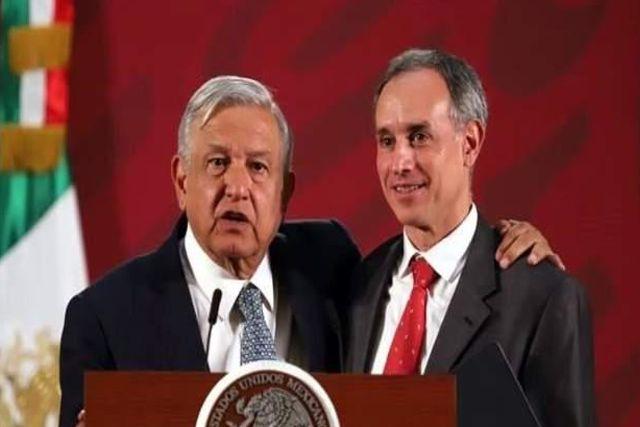 Credibilidad de AMLO y López-Gatell cae por los suelos según los mexicanos