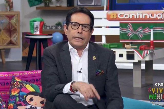 Critican a Pepillo Origel por realizar fiesta de cumpleaños sin cubrebocas