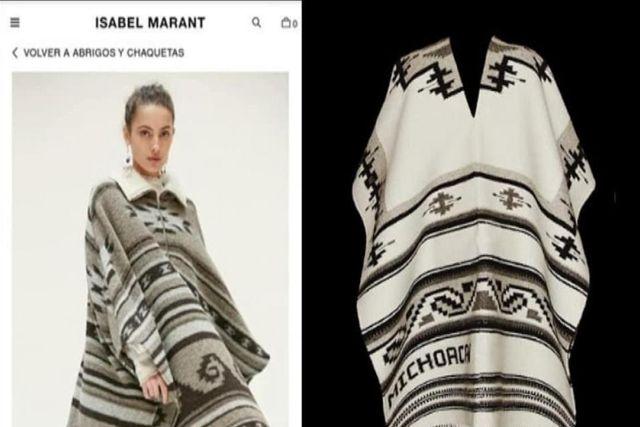 Plagia Francia diseños purépechas: México pide retirar colección de Isabel Marant