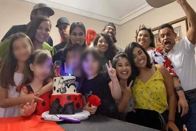 Por acudir a un cumpleaños, familia de 15 personas contrae COVID-19