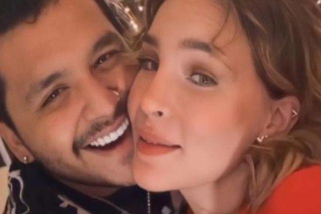 Sospechan que Belinda está embarazada tras video publicado en redes sociales
