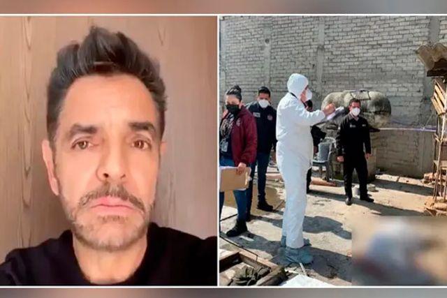Eugenio Derbez pide castigo en caso de perro asesinado en Edoméx