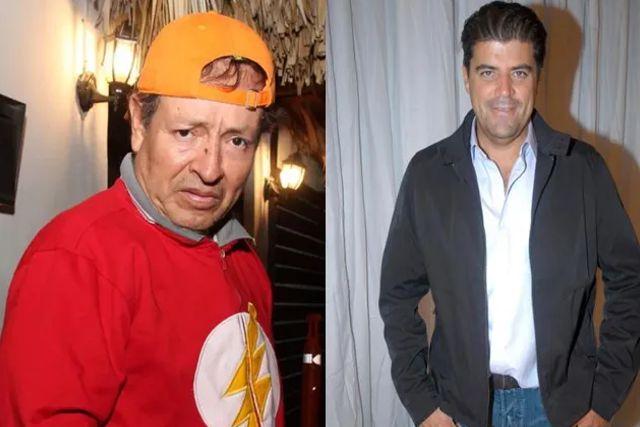 Tras la muerte de Sammy Pérez, acusan a Jorge Van Rankin de fingir condolencias