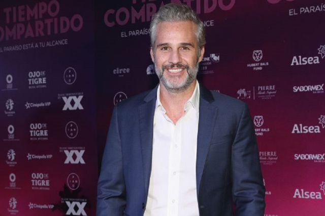 Hospitalizan al actor Juan Pablo Medina por trombosis; Le amputan una pierna