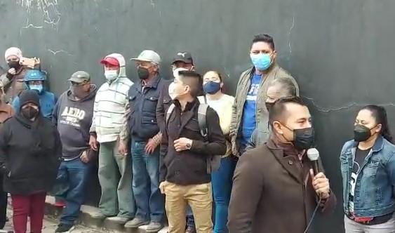 Alcalde de Xicohtzinco se deslinda de los actos de violencia