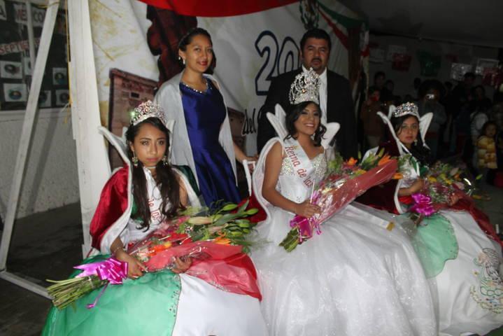 Festejos Patrios en Tepetitla de Lardizábal