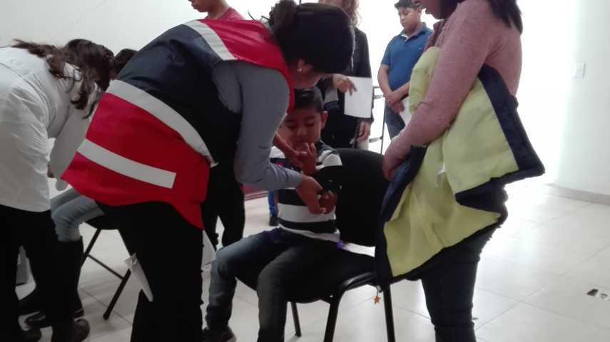 Con gran éxito se llevó a cabo la Jornada de Certificados Médicos en Lardizábal