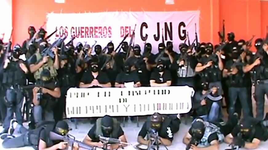 Cartel JNG anuncia toque de queda en municipios del poniente