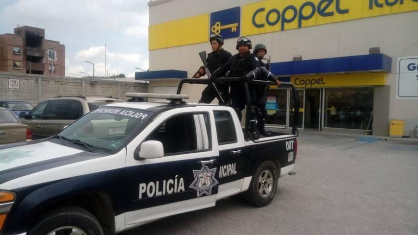 Denunciando nos apoyan a mantener a Zacatelco seguro: Falla López