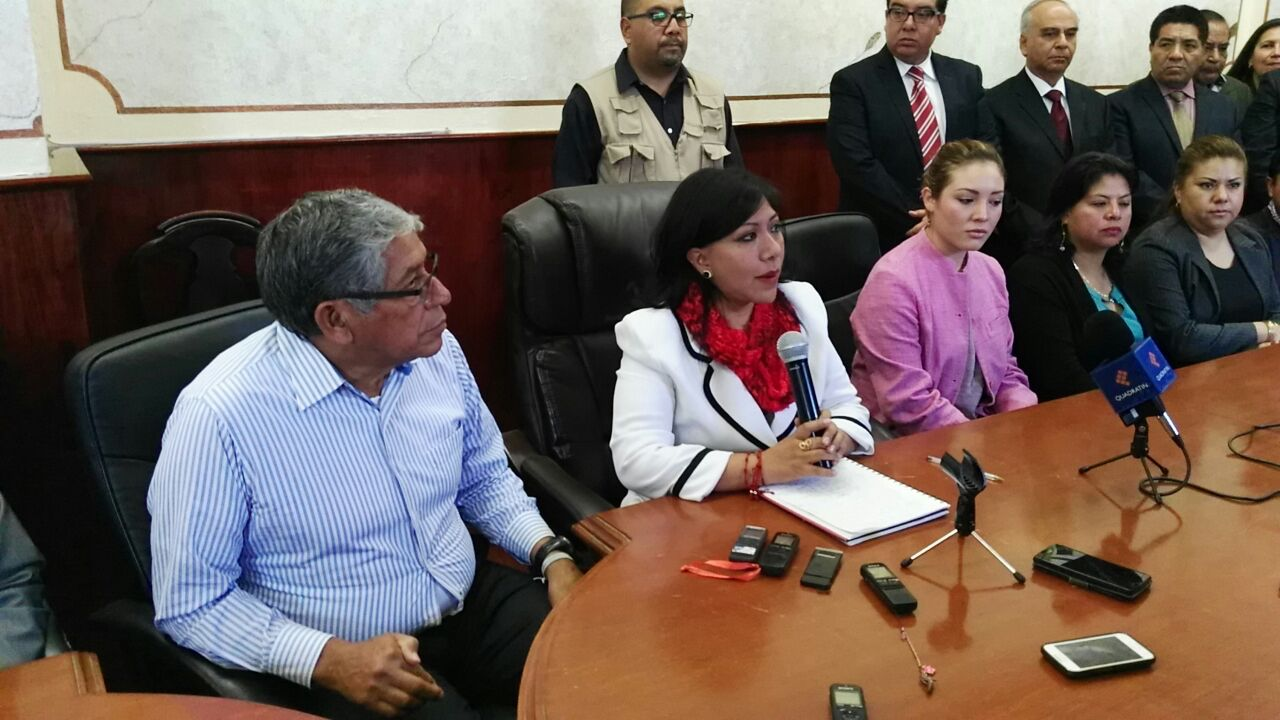 Presenta AAZ directores y coordinadores de las áreas del ayuntamiento