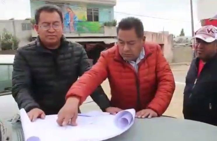 Cutberto Cano ha impulsado el desarrollo de San Isidro Buensuceso