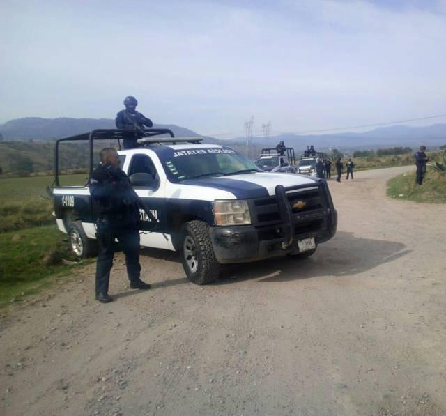 La información de 3 cuerpos ejecutados en Mazapa es falsa: director de seguridad