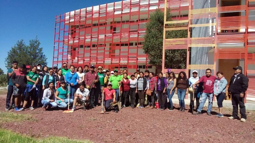 Autoridades de Amaxac preparan instalaciones de la UATx