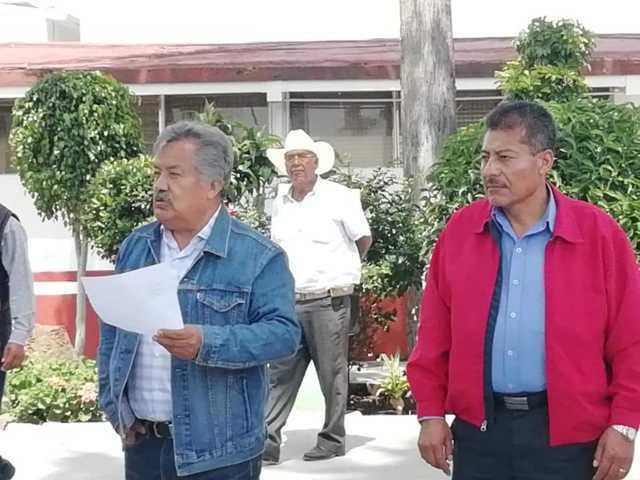 Alcalde fomenta la reforestación en las comunidades con 6 mil árboles
