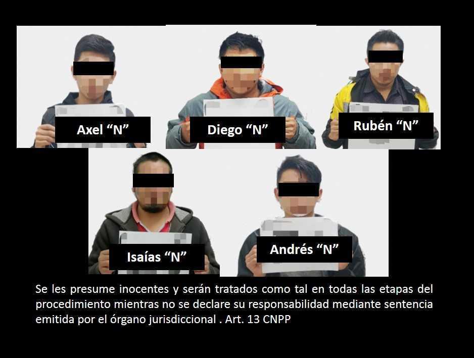 Cumplimentó  PFM cinco órdenes de aprehensión en Tlaxcala