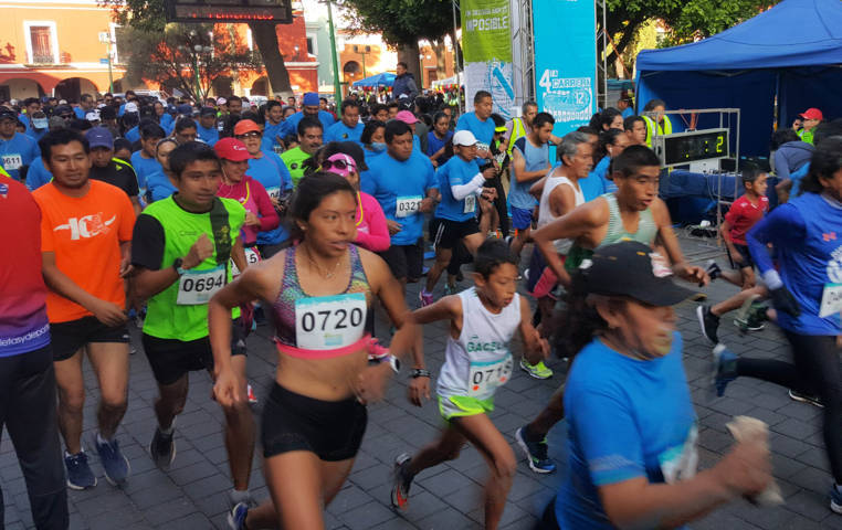 Convocan en la capital a la carrera de 5 y 10 kilómetros por aniversario de la ciudad